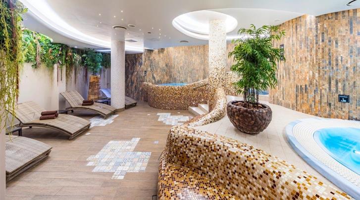 Riga, Hotel Wellton Riga, Spa