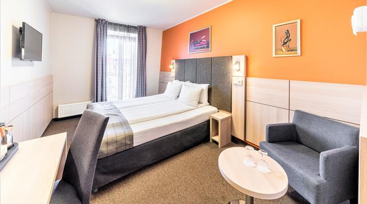 Riga, Hotel Wellton Riga, Standaard kamer
