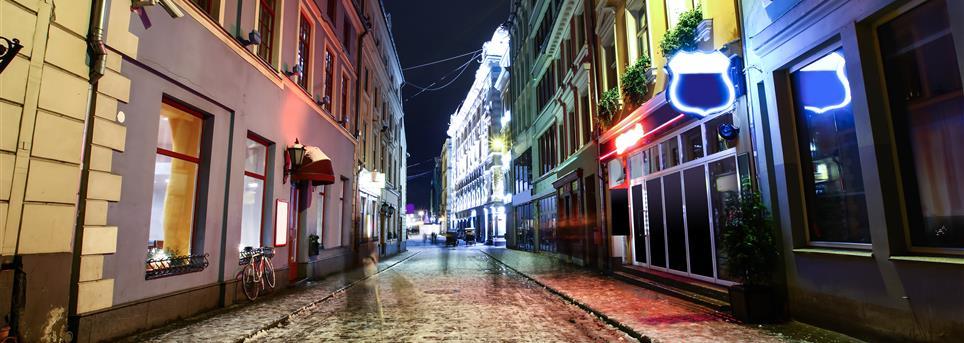 Riga, Riga nightlife