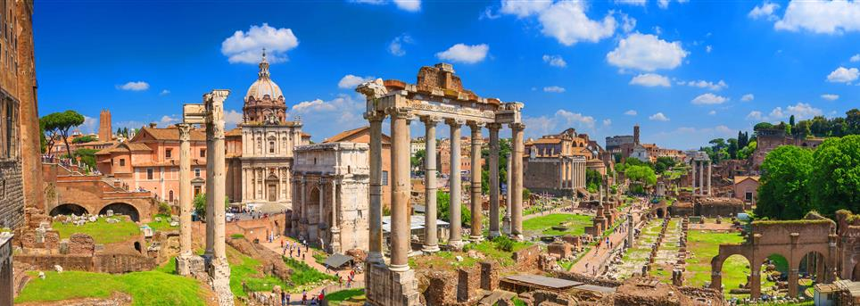 Rome, Forum Romanum Rome