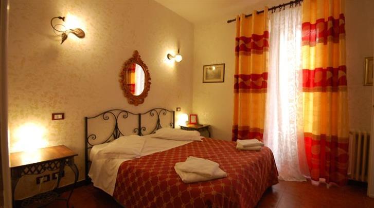 Rome, Hotel Alexis, Standaard kamer