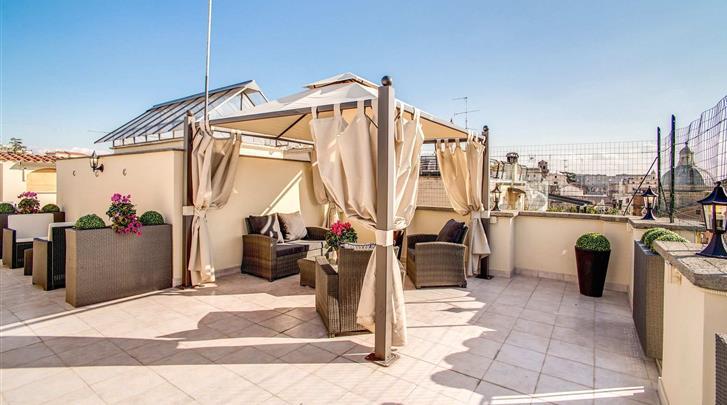 Rome, Hotel Anfiteatro Flavio
