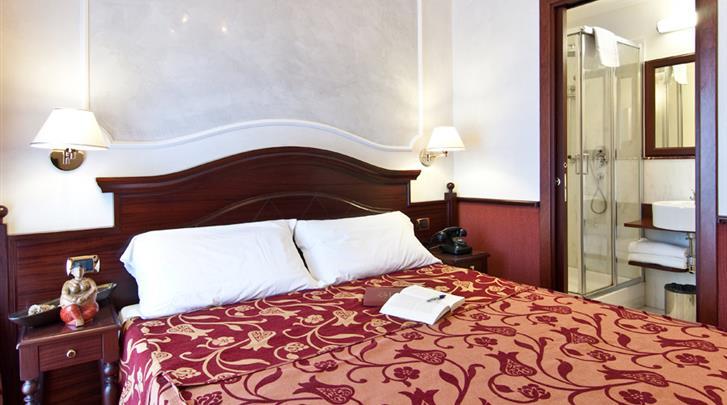 Rome, Hotel Best Roma, Standaard kamer