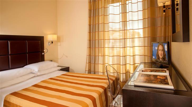 Rome, Hotel Buenos Aires, Standaard kamer