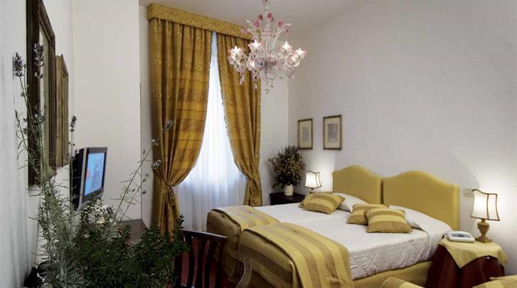 Rome, Hotel Columbia, Superior kamer