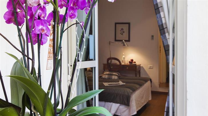Rome, Hotel de Petris, Standaard kamer