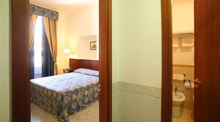 Rome, Hotel Domus Romana, Standaard kamer
