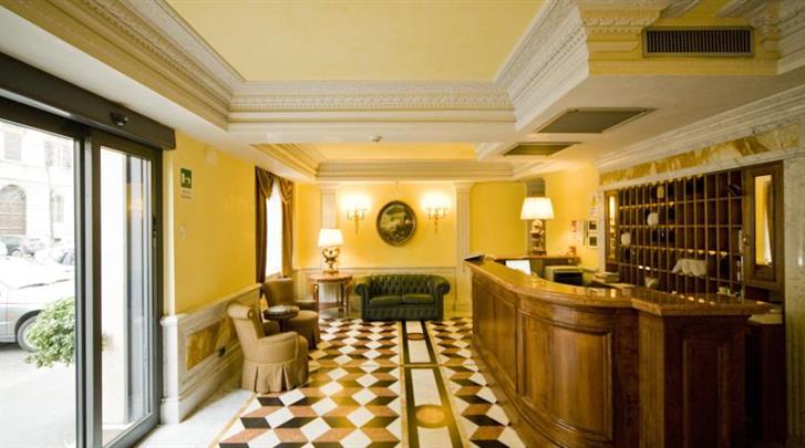 Rome, Hotel Donatello Rome