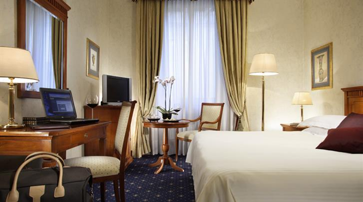 Rome, Hotel Empire Palace, Classic kamer