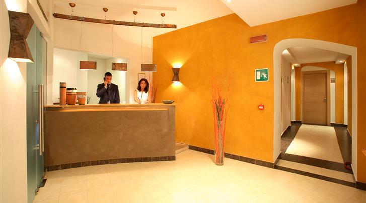 Rome, Hotel Galatea