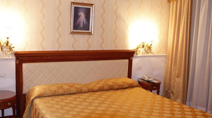 Rome, Hotel Genio, Standaard kamer