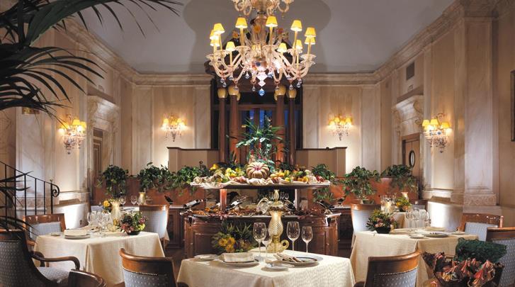 Rome, Hotel GH de la Minerve, Restaurant