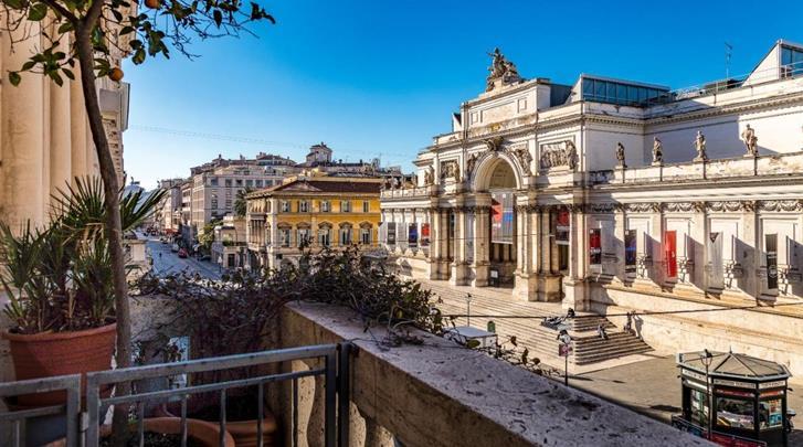 Rome, Hotel Giolli, Via Nazionale