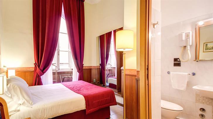 Rome, Hotel Giotto Flavia, Standaard kamer