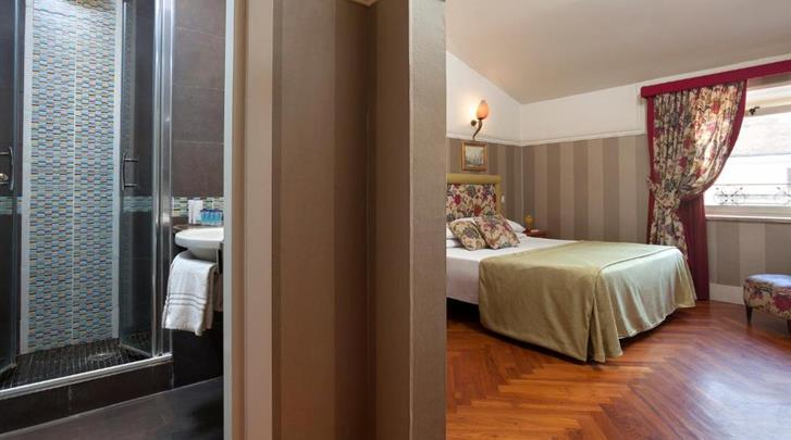 Rome, Hotel Kennedy, Standaard kamer