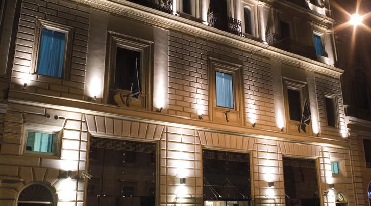 Rome, Hotel Leon's Place