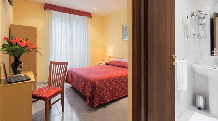 Rome, Hotel Oriente, Standaard kamer