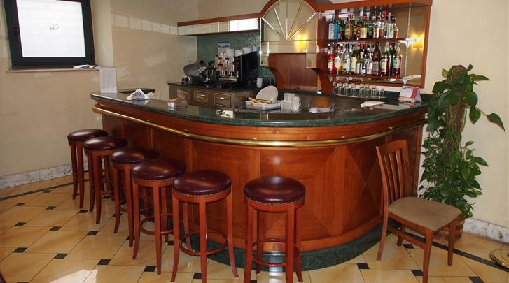 Rome, Hotel Osimar, Hotel bar
