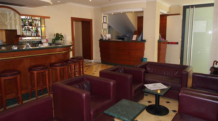 Rome, Hotel Osimar, Receptie