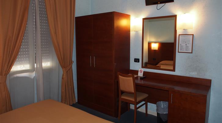 Rome, Hotel Osimar, Standaard kamer
