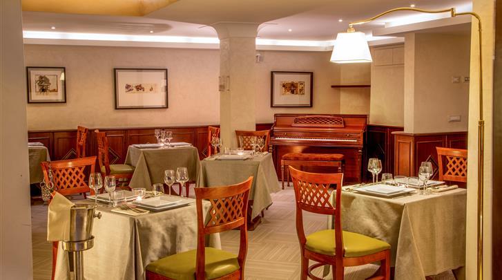 Rome, Hotel Oxford Rome, Restaurant