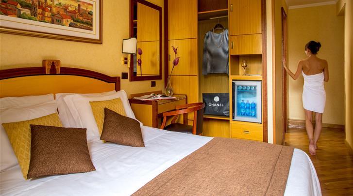 Rome, Hotel Oxford Rome, Standaard kamer