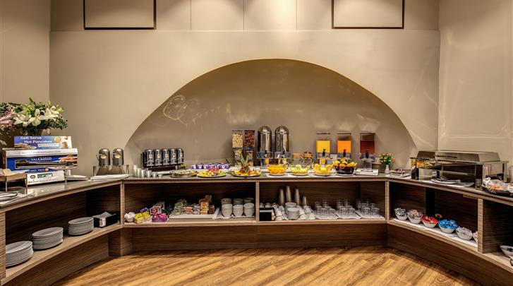 Rome, Hotel Al Manthia , Ontbijtbuffet