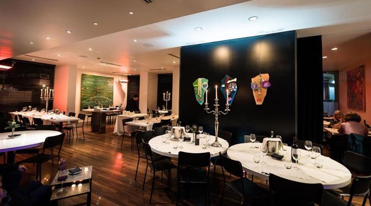 Rome, Hotel Ripa, Restaurant