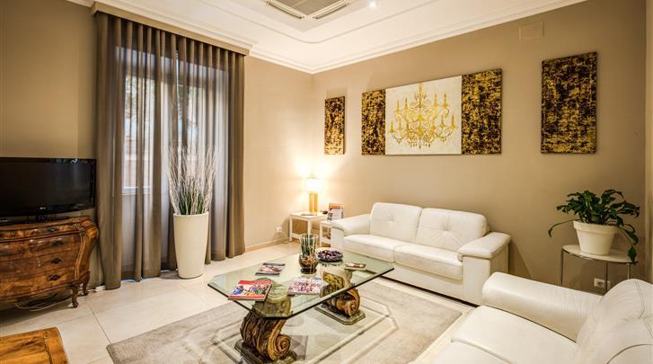 Rome, Hotel Rome Garden, Lobby