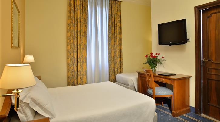 Rome, Hotel Rome Garden, Standaard kamer