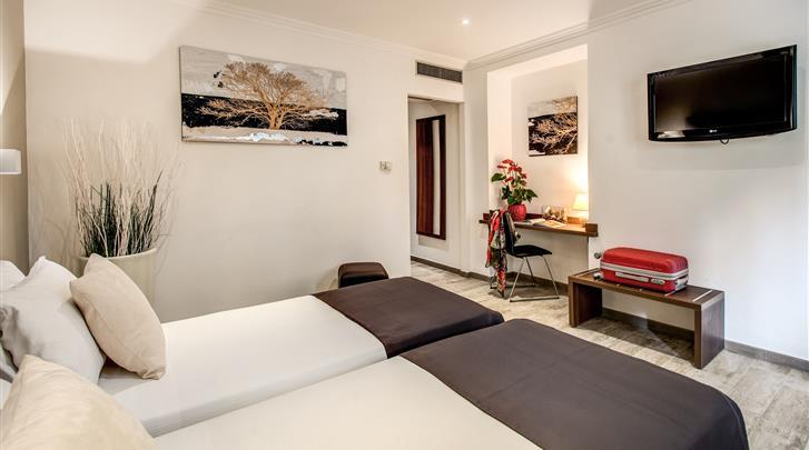 Rome, Hotel Rome Garden, Superior kamer