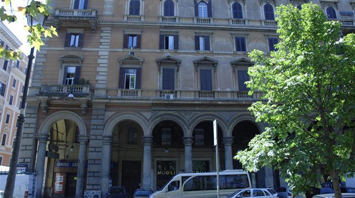 Rome, Hotel Rome Love, Façade hotel
