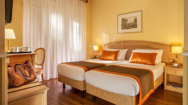 Rome, Hotel Santa Costanza, Standaard kamer