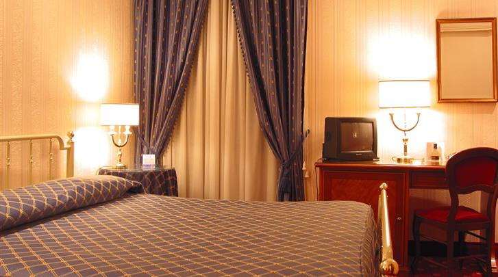 Rome, Hotel Sistina, Standaard kamer