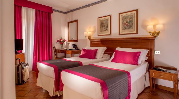 Rome, Hotel Sole Roma, Standaard kamer