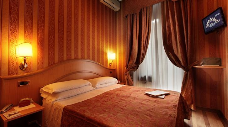 Rome, Hotel Solis, Standaard kamer