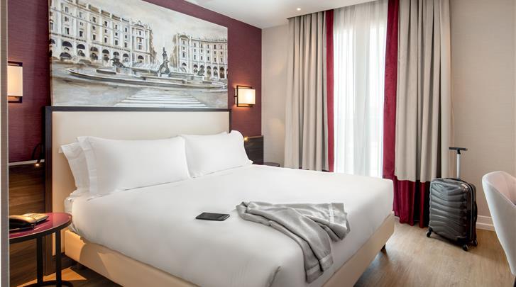 Rome, Hotel St. Martin, Classic kamer