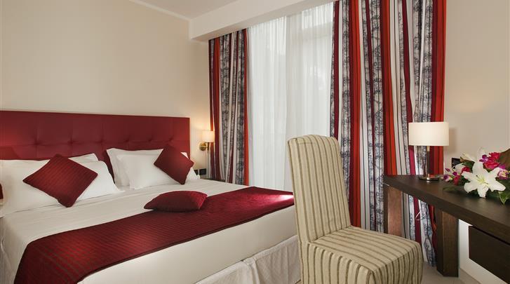 Rome, Hotel St. Peter Cardinal, Standaard kamer