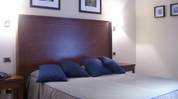 Rome, Hotel Taormina, Standaard kamer