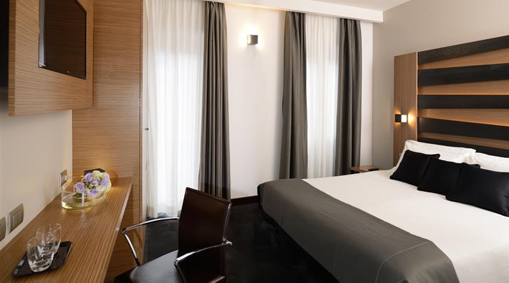 Rome, Hotel Trevi, Standaard kamer