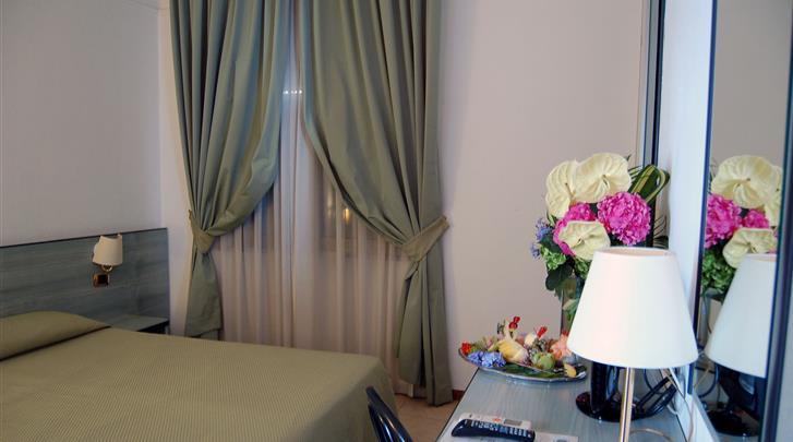 Rome, Hotel Villa Rosa, Standaard kamer