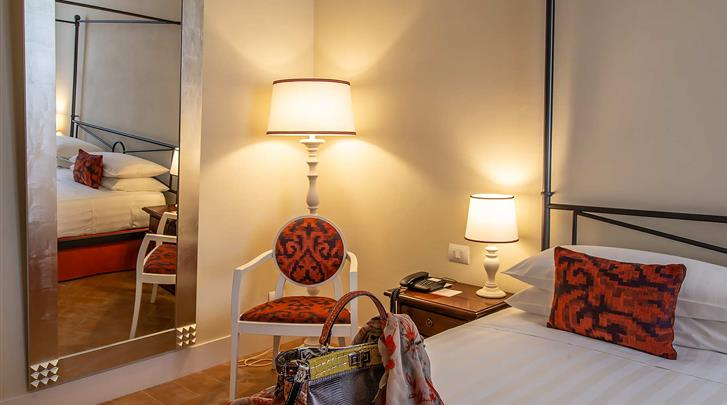 Rome, Hotel VOI Donna Camilla Savelli, Standaard kamer