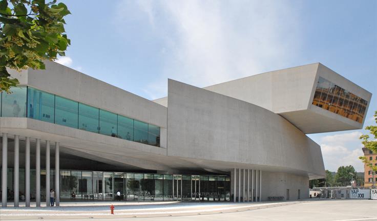 Rome, Museo Nazionale delle Arti del XXI Secolo