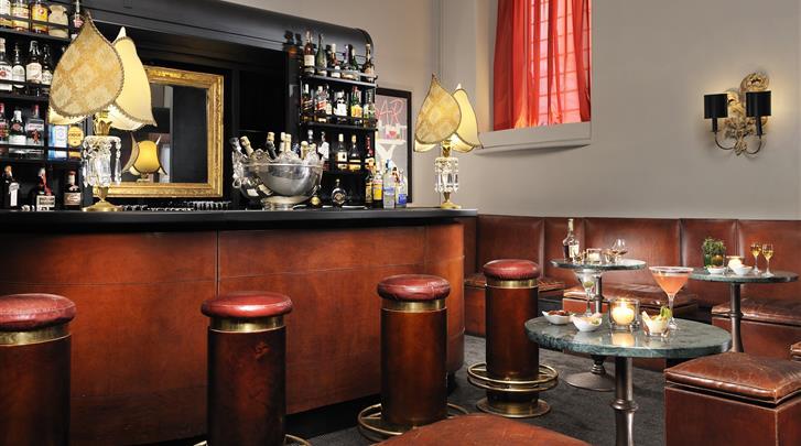 Rome, Residenza Di Ripetta, Hotel bar