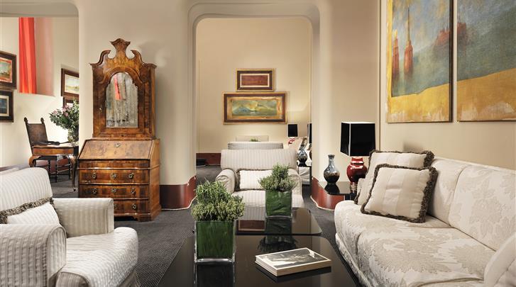 Rome, Residenza Di Ripetta, Lobby