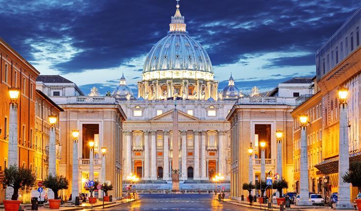 Rome, Sint-Pietersbasiliek