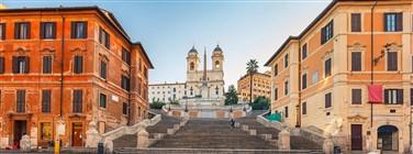 Rome, Spaanse Trappen Rome