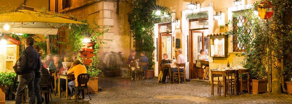 Rome, Trastevere Rome