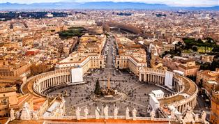 Rome, Vaticaanstad Rome