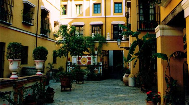 Gunstige Hotel In Sevilla